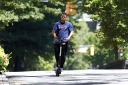Atlanta is banning electric scooters during nighttime hours during a deadly summer for riders.