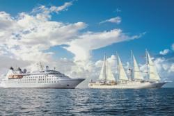 Windstar Cruises Announce Record-Breaking Bookings