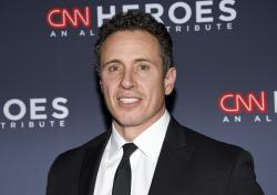 CNN anchor Chris Cuomo