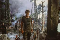 """Martin Sheen in a scene from """"Apocalypse Now Final Cut,"""" directed by Francis Ford Coppola."""
