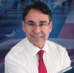 Mauro Garza, Republican candidate for Congress in TX