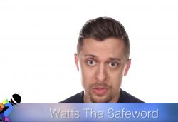 Amp Somers, YouTuber for Watts the Safeword..