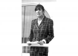 In this Nov. 7, 1991, file photo Ghislaine Maxwell