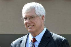 Mat Staver in Grayson, Ky.