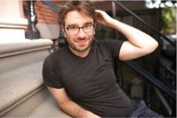 Playwright Dan McCabe