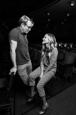 Matthew Broderick and Sarah Jessica Parker (Photo by Little Fang.jpg)