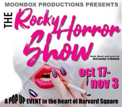 'Rocky Horror' Pops Up in Harvard Square Next Month (Thanks to Moonbox Productions)