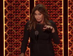 "Caitlyn Jenner on Comedy Central's ""The Roast of Alec Baldwin."""