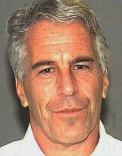 This July 27, 2006 arrest file photo made available by the Palm Beach, Fla., Sheriff's Office shows Jeffrey Epstein