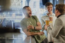 More Than 70 Percent of Beer Drinkers Have Gone on a 'Beercation'
