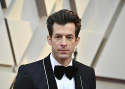 Ronson at the 2019 Oscars in LA