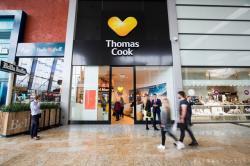 Thomas Cook Glasgow Silverburn Retail store.