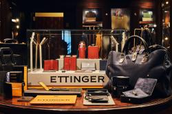 Ettinger's new NYC flagship location.