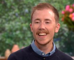"Freddy McConnell in an interview with ITV's ""This Morning"""