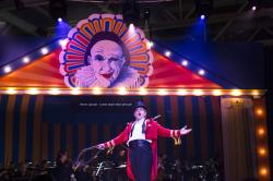"Michael Mayes in Boston Lyric Opera's ""Pagliacci"""