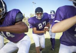 Calif. High School Football Players Cited for Sexual Battery