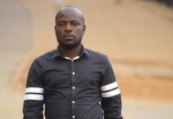 Albert Nabonibo, a well-known gospel singer in Rwanda