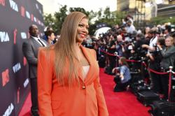 In this Monday, Aug. 26, 2019, file photo, Queen Latifah