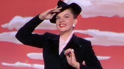 "Judy Garland in the film ""Summer Stock"""