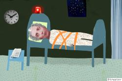 'Fear Of Falling': How Hospitals Do Even More Harm By Keeping Patients In Bed