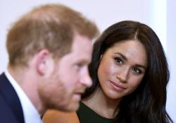 The Duke and Duchess of Sussex attend the annual WellChild Awards in London.