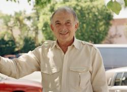 Bill Macy in 1987.