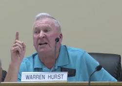 Sevier County, Tenn. Commissioner Warren Hurt