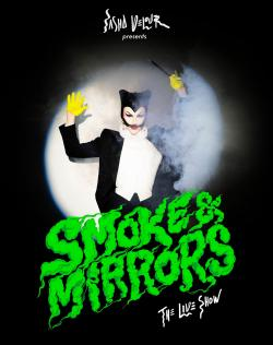 'Sasha Velour's Smoke and Mirrors' Tour Heads to Boston