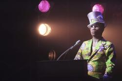 "Billy Porter in a scene from ""Pose."""