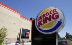 A Burger King in Redwood City, Calif.