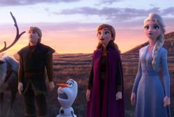 'Frozen II'
