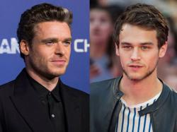 Richard Madden (left) and Brandon Flynn