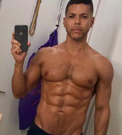 Actor Wilson Cruz