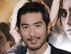 "Actor Godfrey Gao arrives at the world premiere of ""The Mortal Instruments: City of Bones"" at the ArcLight Cinerama Dome in Los Angeles."