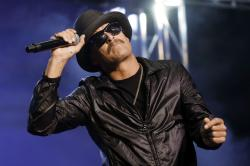 Kid Rock performs in Pontiac, Mich.