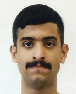 This undated photo provided by the FBI shows Mohammed Alshamrani