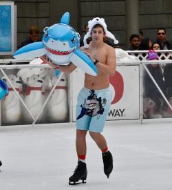 Polar Bear Skate @ Union Square Ice Rink