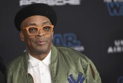Filmmaker Spike Lee