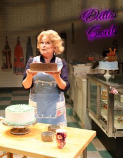 "Karen MacDonald in ""The Cake"" at the Lyric Stage through February 9"