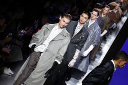 Dior Homme Mens Fall/Winter 2020-2021 fashion collection.