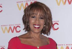 In this Oct. 22, 2019 file photo, Gayle King