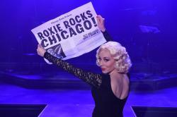 """Monique Hafen in """"Chicago"""" at San Jose Stage through March 15"""