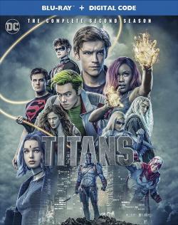 Titans - The Complete Second Season