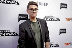 Christian Siriano attends Top Chef and Project Runway 'A Night of Food and Fashion' at Vibiana in Los Angeles