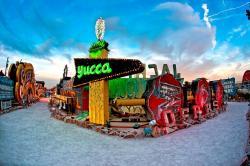 The Neon Boneyard