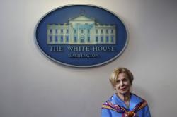 In this March 24, 2020, file photo Dr. Deborah Birx
