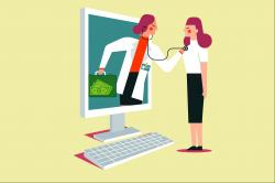 Free Telehealth and No Copays, They Said. But Patients Are Getting Billed