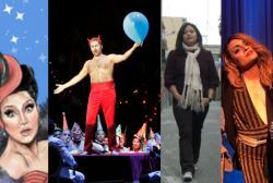 BenDeLaCreme (Queer Quarantine Radio), SF Opera, Fruit Fly (CAAMfest) and Persia (Selena)