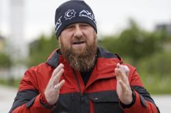 Chechnya's regional leader Ramzan Kadyrov