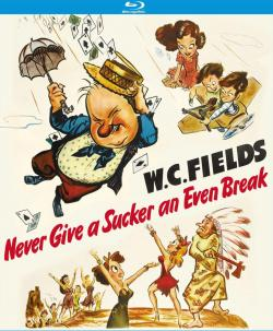 Review: W.C. Fields' Final Film, 'Never Give A Sucker An Even Break' A Hilarious Bow; Now on Blu-ray